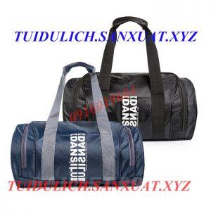 sản xuất túi trống, túi trống du lịch, túi trống thể thao quà tặng theo hợp đồng với khách hàng