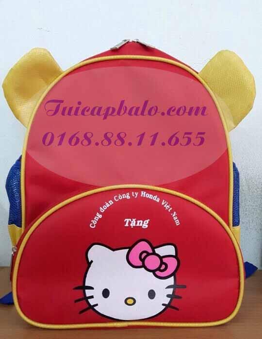 Sản xuất balo học sinh, balo trẻ em quà tặng