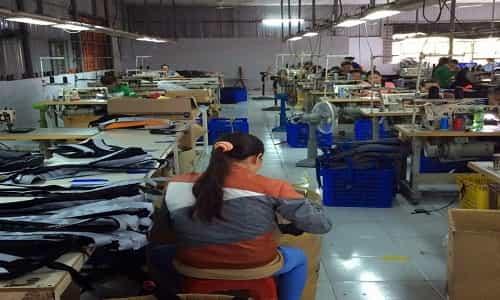 cơ sở chuyên sản xuất balo cặp túi xách