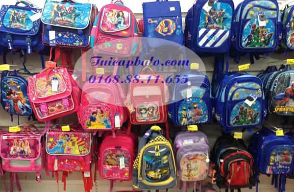 Thanh lý cặp học sinh giá rẻ làm quà tặng từ thiện, bán buôn bán sỉ cặp học sinh giá rẻ tại hà nội