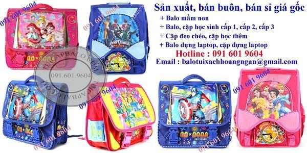 Chuyên bán buôn bán sỉ cặp học sinh cấp 1,2,3 giá rẻ nhất tại Hà Nội