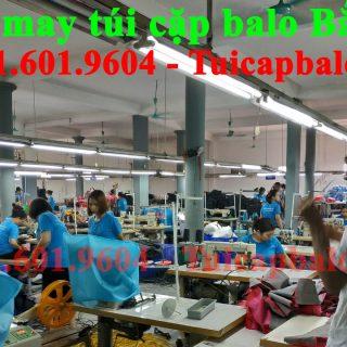 xưởng may túi cặp balo Bắc Ninh