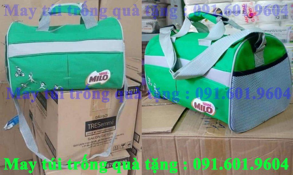 Xưởng may túi trống, túi trống quà tặng giá rẻ tại Bắc Ninh