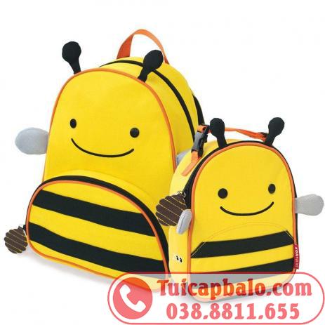 Balo mầm non hình con ong đáng yêu