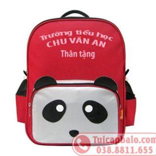 Balo gấu trường tiểu học Chu Văn An
