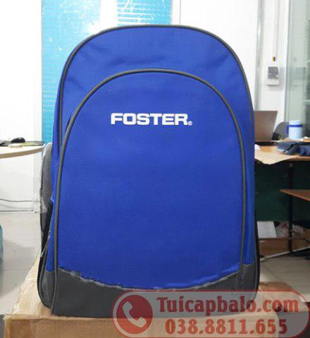 Balo quà tặng công toàn công ty FOOSTER Thái Nguyên
