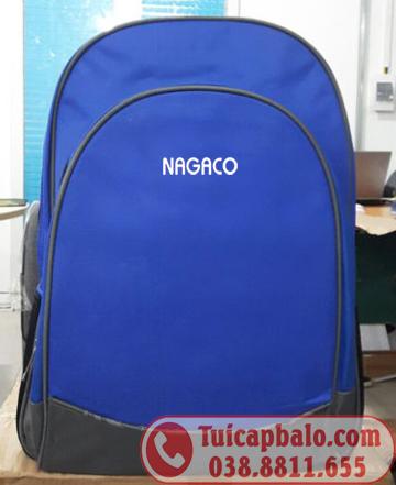 Balo quà tặng công đoàn NAGACO Nam Định