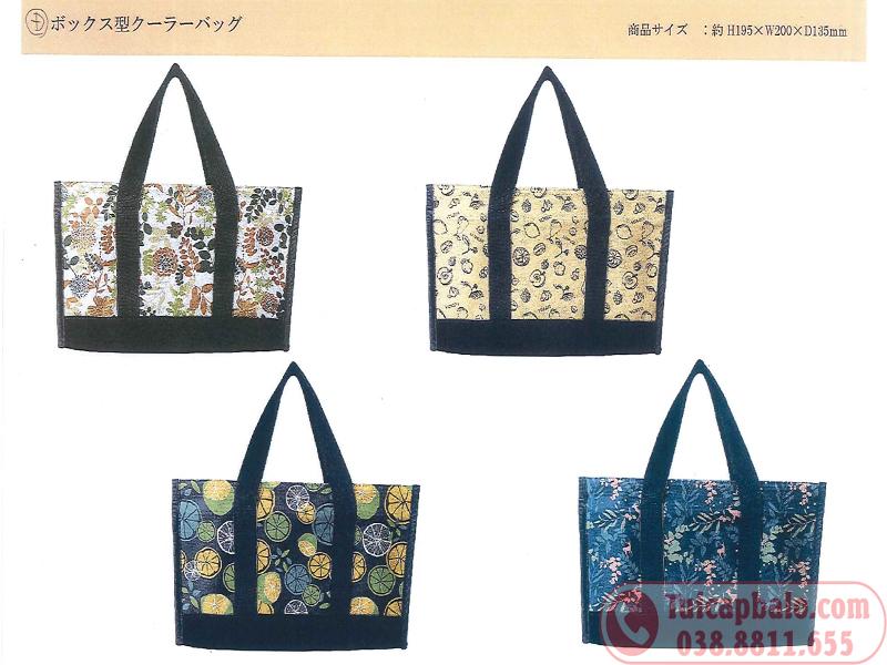 May túi tote xuất khẩu Nhật Bản