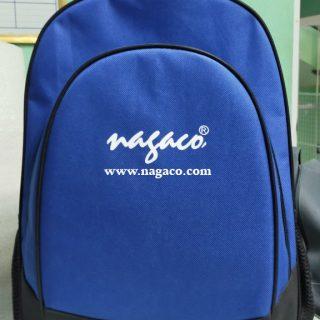 Balo quà tặng công nhân viên công ty Nagaco Nam Định