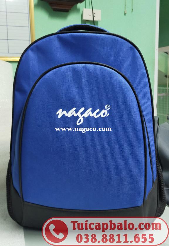 Sản xuất balo quà tặng công nhân viên công ty cổ phần may Nam Định (Nagaco)