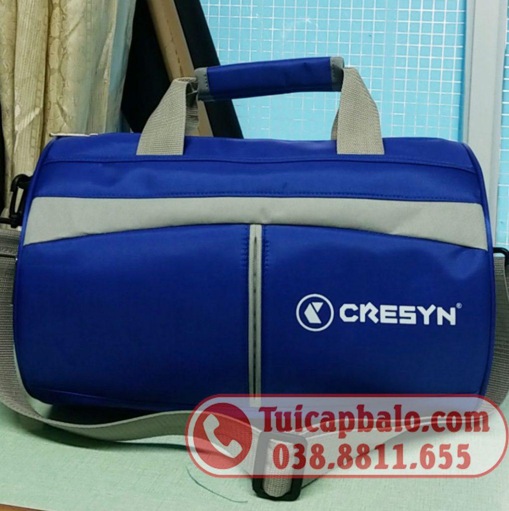 Mẫu túi trống quà tặng công nhân viên công đoàn Cresyn