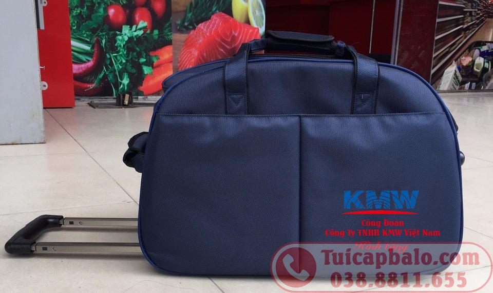 Sản xuất túi du lịch kéo quà tặng tại Bắc Ninh