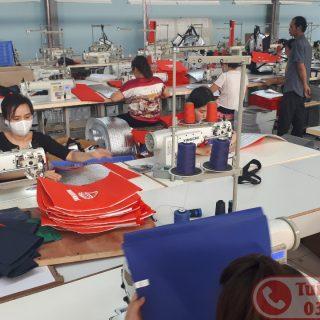 Công ty sản xuất túi vải môi trường, may gia công túi vải xuất khẩu