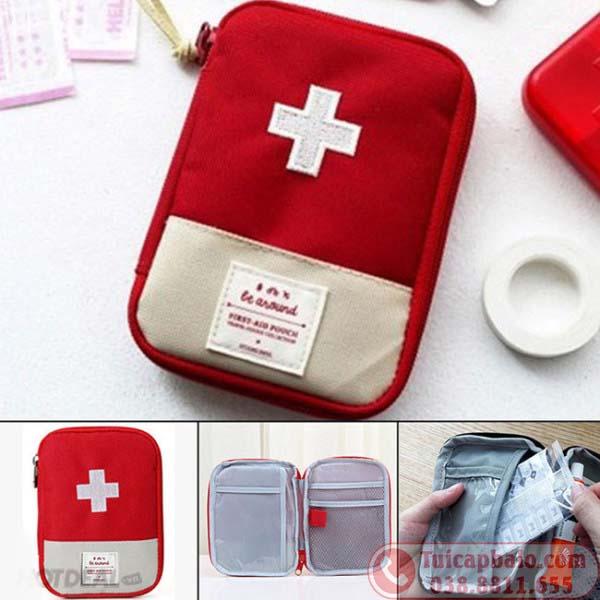 Sản xuất túi đựng thuốc và dụng cụ y tế gia đình