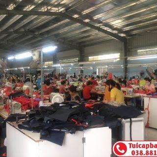 越南生产箱包工厂