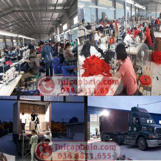 Xưởng may gia công balo túi xách xuất khẩu tại Ninh Bình