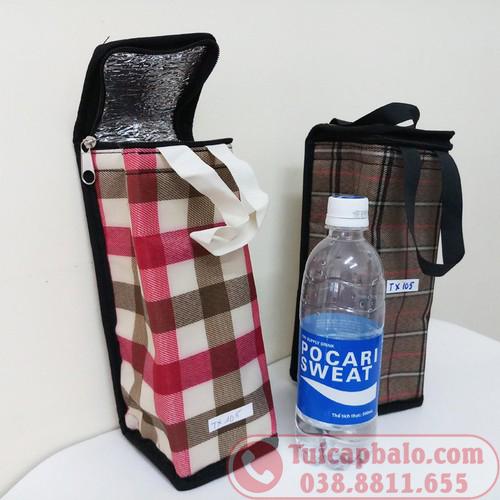 May túi giữ nhiệt đựng bình nước giá rẻ
