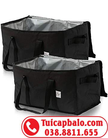 Sản xuất túi giữ nhiệt size lớn