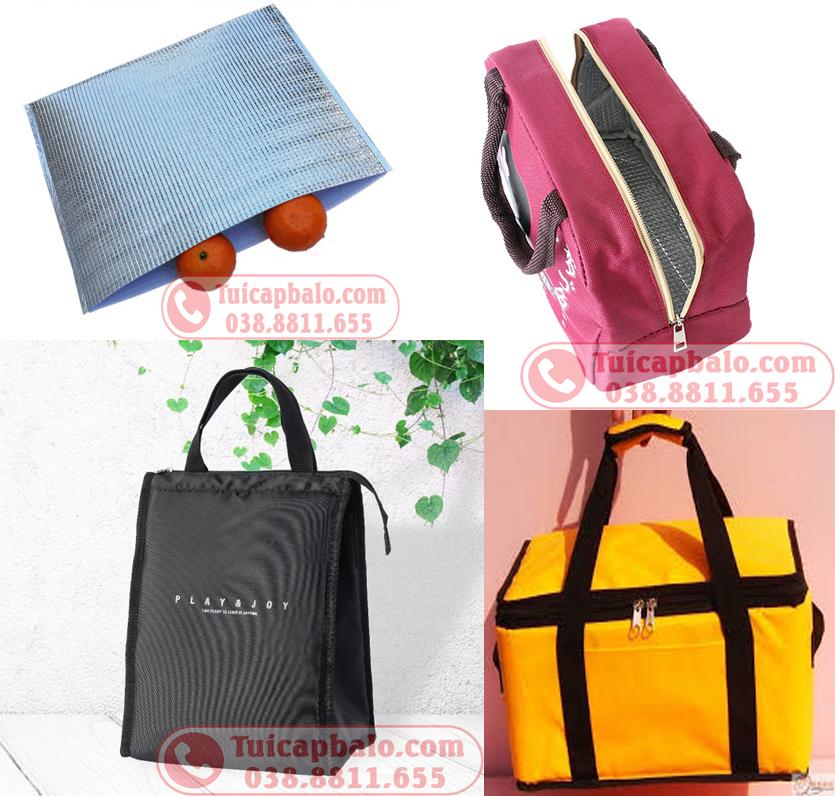 Sản xuất túi giữ nhiệt xuất khẩu