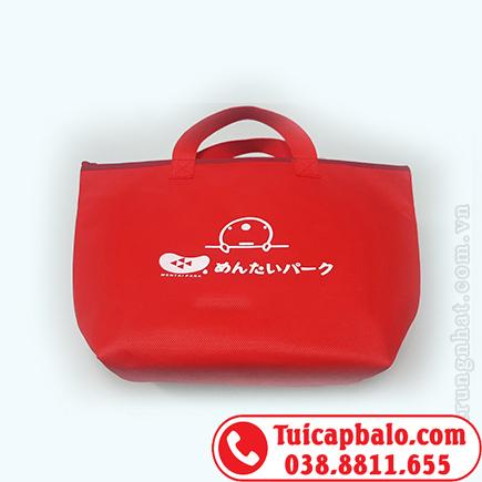 Sản xuất túi giữ nhiệt xuất Nhật