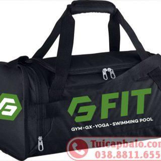 Sản xuất túi trống quà tặng phòng Gym Gfit